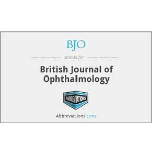 British Journal of Ophthalmology 1