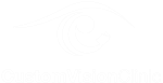 Custom Vision Clinic Logo White