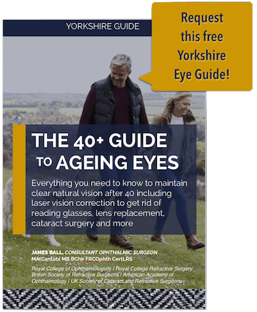 Eyesight Guide - Private Eye Surgery in Leeds & York
