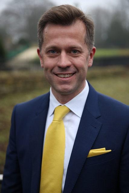 James Ball - Eye Surgeon Leeds